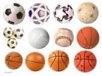 Мячи и аксессуары