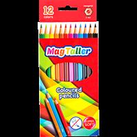 Цветные карандаши, фломастеры, мелки