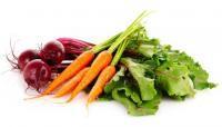 Свёкла, морковь, лук