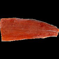 Рыба красная слабой соли