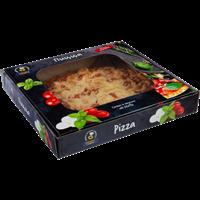 Пицца собственного производства