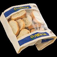 Хлебцы, сухари собственного производства