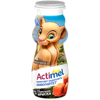 Детский питьевой йогурт