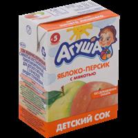 Детские напитки