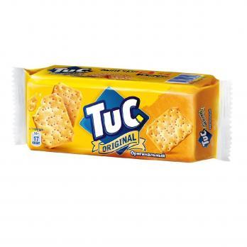 Крекер TUC Original с солью 100г