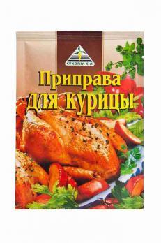 Приправа CYKORIA S.A. Д/курицы 40г