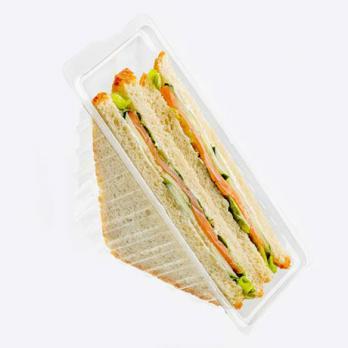 Сэндвич с лососем с/с 140г
