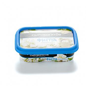 Сыр плавленый СЫРОБОГАТОВ Фиетта классическая 45% без змж 200г