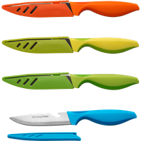 Нож универсальный ATMOSPHERE Пикник с чехлом в блистере AT-K132