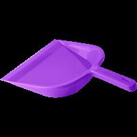 Совок д/мусора АРХИМЕД 22 см, пластик P1201