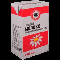 Молоко 365 ДНЕЙ у/паст. 3,2%