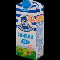 Сливки ПРОСТОКВАШИНО у/паст. 10% combift