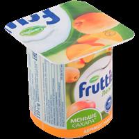 Продукт йогуртный FRUTTIS паст. Легкий абрикос- манго/ябл-груша 0,1%