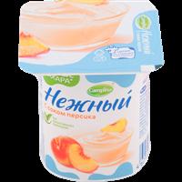 Продукт йогуртный CAMPINA паст. нежный с соком персика 1,2%