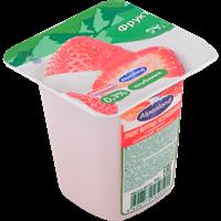 Продукт йогуртный EHRMANN Аlpenland фрукт. клубника/персик-маракуйя 0,3%