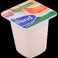 Продукт йогуртный EHRMANN Alpenland фрукт. вишня/нектарин-дикий апельсин 0,3%