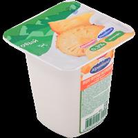 Продукт йогуртный EHRMANN Alpenland фрукт. киви-крыжовник/ананас 0,3%