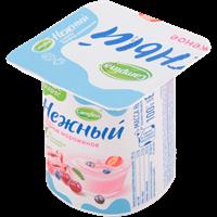 Продукт йогуртный CAMPINA паст. Нежный со вкусом Ягодное мороженое 1,2%