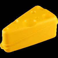 Контейнер БЫТПЛАСТ д/сыра 19,8х7,5х10,6см полипропилен 4312951