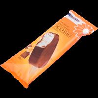 Мороженое ЛЕНТА эскимо пломбир ванильный в шоколадной глазури