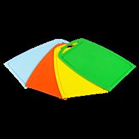 Доска разделочная АРХИМЕД 20х32 см, пластик Р2011