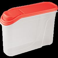 Емкость для сыпучих продуктов БЫТПЛАСТ 1,5 л пластик 4312218