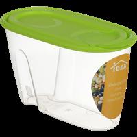 Емкость для сыпучих продуктов IDEA 0,9л М1220