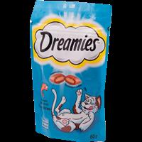 Корм для кошек DREAMIES С лососем