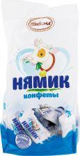 Конфеты АККОНД Нямик неглазированные молочные 270г