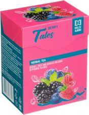 Напиток чайный DOLCE ALBERO С ягодами berry tale к/уп 20пир