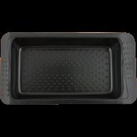Форма для выпечки HOMECLUB Essential прямоугольная малая 32,5х21,5х4,5 см, сталь CB01188