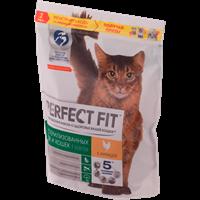 Корм для кошек PERFECT FIT Кастр.котов стерил.кошек