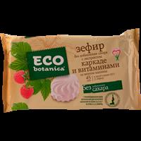 Зефир ECO-BOTANICA с экстрактом каркаде и витаминами со вкусом малины