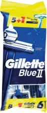 Станок д/бритья GILLETTE DISPOSABLE Blue II муж. 5шт