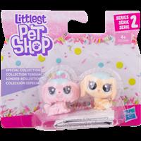 Набор игрушек LITTLEST PET SHOP 2 зефирных пета E0399