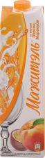 Напиток сыворот-молочный NEO МАЖИТЕЛЬ стерил. персик-маракуйя 0,05% без змж 950г