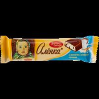 Шоколад КРАСНЫЙ ОКТЯБРЬ Аленка с молочно-злаковой начинкой