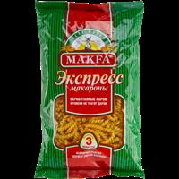 Макароны МАКФА Спиральки экспресс в/с Гр.А