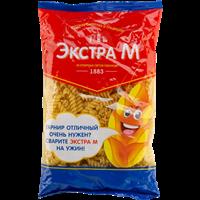 Макароны ЭКСТРА М Спиральки гр. В №73 Гр.В в/с