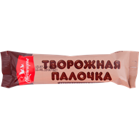 Сырок СВИТЛОГОРЬЕ творожная палочка глазированный с какао 23%