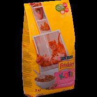 Корм для котят FRISKIES С курицей/молоком/овощ сух.