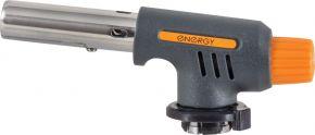 Горелка газовая ECOS (лампа паяльная) портативная ENERGY GTI-100 блистер