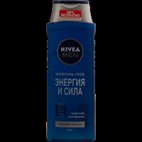 Шампунь NIVEA Feel strong д/нормальных волос for Men