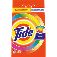 Стиральный порошок TIDE Automat Color д/цв. авт.