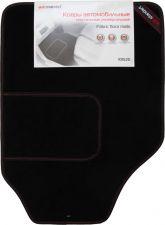 Ковры автомобильные AUTOSTANDART текстильные универсальные комплект 4шт 101520