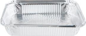 Форма д/выпечки 23х18x4,5см, алюминиевая фольга