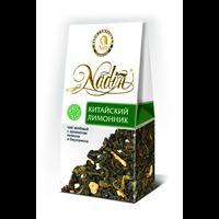 Чай зеленый NADIN Китайский Лимонник аром. лист. к/уп