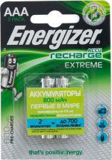 Аккумулятор ENERGIZER FSB2,AAA,800 мАч,2шт