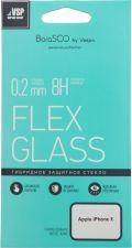Стекло защитное BORASCO VSP Flex д/iPhone X