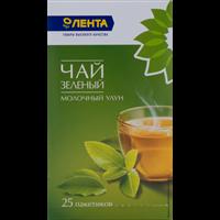 Чай зеленый ЛЕНТА Молочный Улун к/уп
